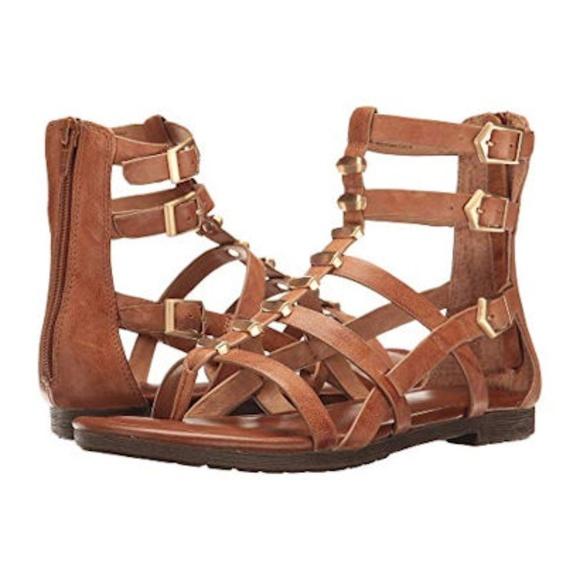 0bb31d73e68 Sofft Basil Gladiator Sandals 6 NIB